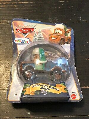 Bruce Disney Pixar Cars Winter Racers Bubba Spikey /& More *Wave 2*