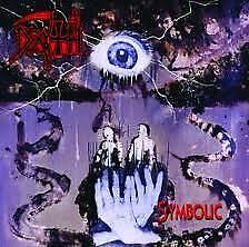 "CD DEATH ""SYMBOLIC"". New and sealed"