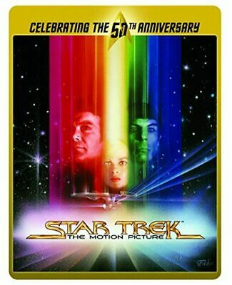 Star Trek - The Motion Picture - Limited Edition Steelbook [Uk] New Bluray
