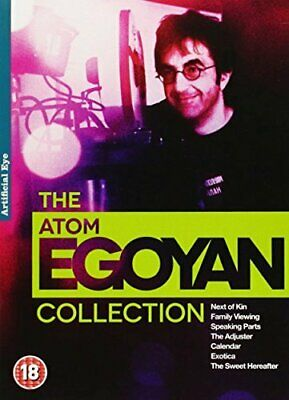 The Atom Egoyan Collection - Exotica / The Adjuster / Family [Uk] New Dvd