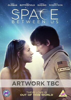 The Space Between Us Blu-Ray [Uk] New Bluray