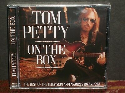 Tom Petty - On the Box CD SEALED TV appearances '77 - '94