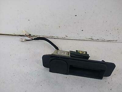 2015 MERCEDES C CLASS 205 Saloon Tailgate Trunk Handle Camera A2227500893 286