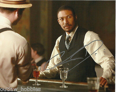 Charles Michael Davis The Originals Autographed Signed 8x10 Photo COA