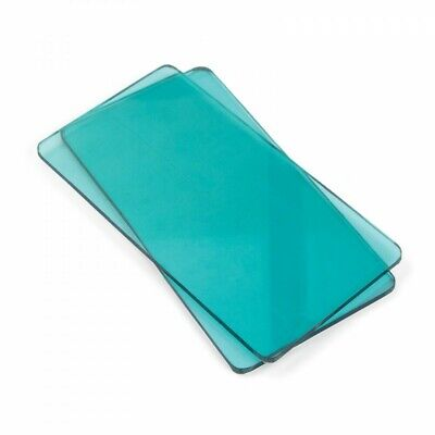 Sizzix Sidekick Cutting Pads Aqua 1 Pair