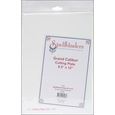 Spellbinders Grand Calibur Cutting Plate 8.5x12""