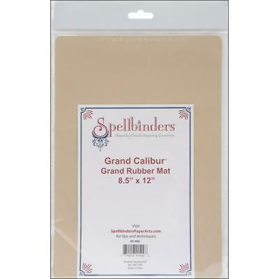Spellbinders Grand Calibur Grand Rubber Mat 8.5x12""