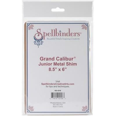 Spellbinders Grand Calibur Junior Metal Shim 8.5x6""