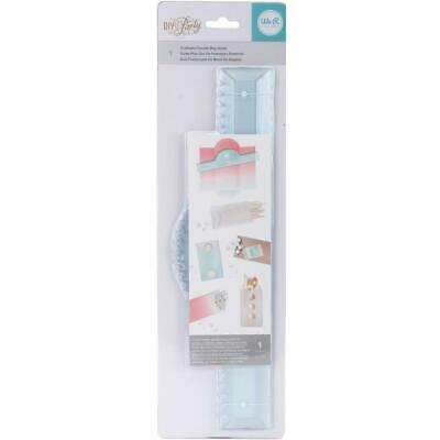 We R Memory Keepers DIY Party Scallop Goodie Bag Guide Tool