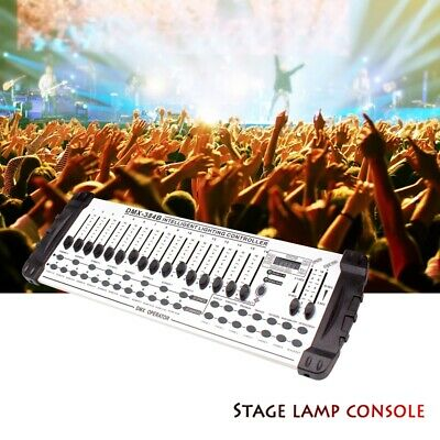 EASY TO USE DMX Board Controller +Joystick for Moving Heads ->Follow