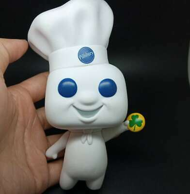 Funko Pop Pillsbury Doughboy #41 ECCC Exclusive Shamrock Limited Vinyl Figure