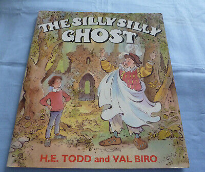 Vintage The Silly Silly Ghost By H.E.Todd & Val Biro Picture Corgi Books 1987