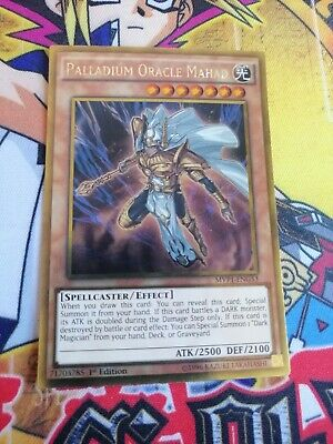 Palladium Oracle Mahad mvp1-eng53 1st Ed (NM) Gold Yu-Gi-Oh!