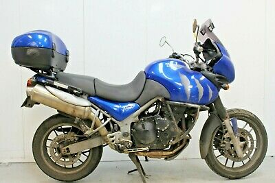 2014/64 TRIUMPH TROPHY 1200 Damaged Spares or Repairs NO RESERVE