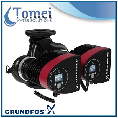 GRUNDFOS Circulateur Electronique MAGNA3 D 50-60F PN6/10 0,24kW 1x230V 240 mm