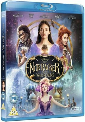 Nutcracker & The Four Realms [Edizione: Regno Unito] New Dvd