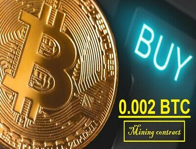 bitcoin(btc) crypto mining contract 0.002 btc to your wallet in just 2 hours