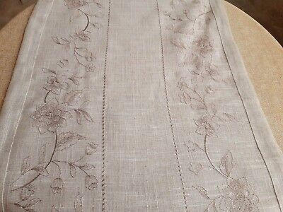 Rectangle Linen/Polyester 40*90cm TableTunner