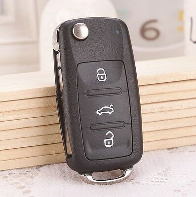 Brand New 3 Button Remote Key For VW Skoda 434MHZ With ID48 Chip 5K0 959 753 AB