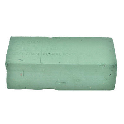 Standard Floral Foam Brick Fresh Flower Wedding Florist Flowe Arranging Desig xg