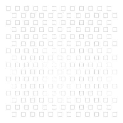 Couture Creations Adhesive 3D Foam Squares White  904pc