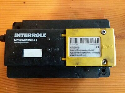 Interoll Drive Controller 54 Speed & Direction 1001416 16155 RollerDrive