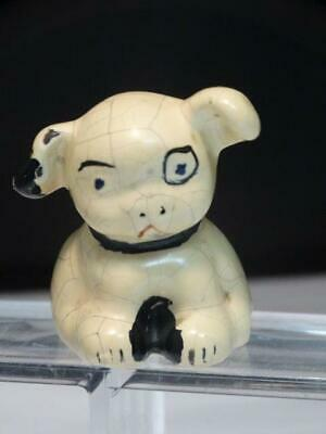 Cast iron Hubley HINES Pup dog Paperweight figure