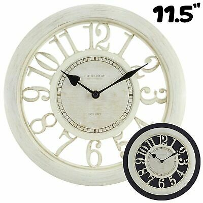 Wall Clock Large Living Room Decoration Modern Big Office Antique Quartz