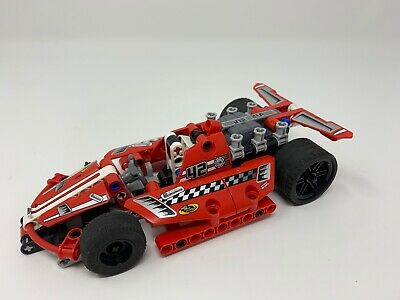 LEGO 6335 CLASSIC Town Racing INDY TRANSPORT w/Instructions