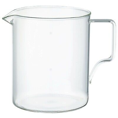 BRAND NEW! KINTO OCT Heat Resistant Glass Pour Over Coffee Jug Server - 600 ML