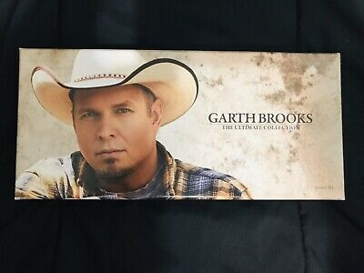 Garth Brooks - The Ultimate Collection Exclusive 10 Discs Box Set, GARTH BROOKS