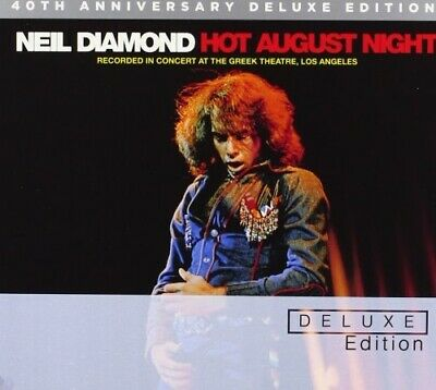 Neil Diamond - Hot August Night (40Th Anniversary Deluxe Edition) * New Cd