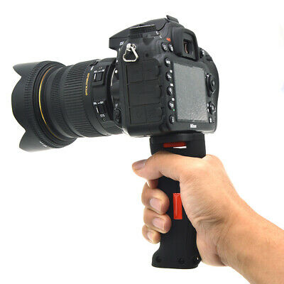 Video Stabilizer Camera Handle Grip for SLR DSLR DC Canon Nikon Sony Smartphone