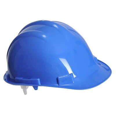 Portwest - Site Safety Workwear PP Safety Helmet Hard Hat -  - Adjustable