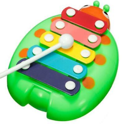 5-Note Xylophone Musical For Baby Child Girls Boy Toy Development Toy Beetle R65