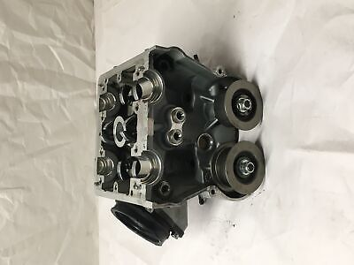 Ducati OEM 848 Horizontal FRONT Cylinder Head Cams Engine **Fully Functional**
