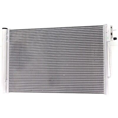 Kool Vue AC Condenser For 2015-2017 Nissan Murano w// Drier Aluminum