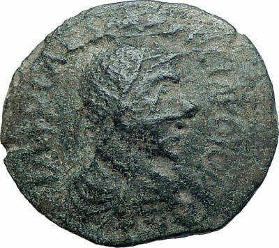 CLAUDIUS II GOTHICUS Authentic Ancient 268AD Antioch Pisidia Roman Coin i79335