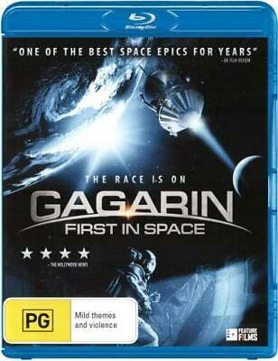 Gagarin: First In Space (2013) [New Bluray]