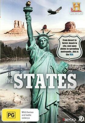 The States (2007) [New Dvd]
