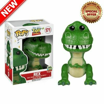 Funko POP! TOY STORY 4 REX Vinyl Action Figures Collection Model Toys Exclusive