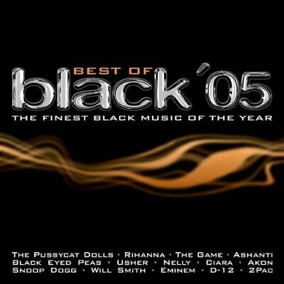 Best of Black '05-The finest Black Music of the Year [2 CD] Pussycat Dolls fe...