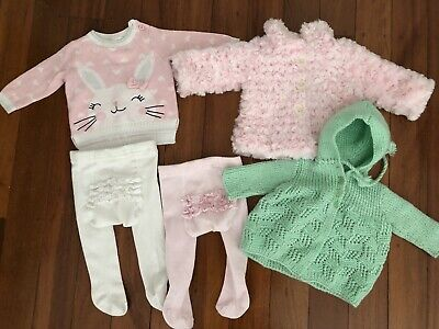 Baby Girls 000 Bulk Bundle Winter