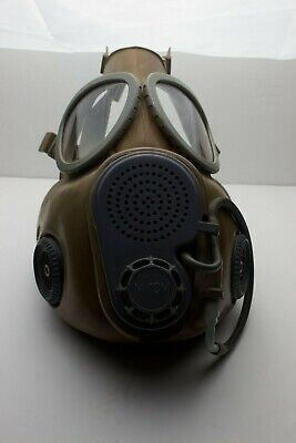 Czech Republic Gas Mask M 10 M Prepper tool or Steampunk prop