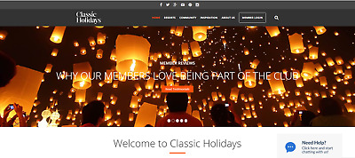 Classic Escapes Timeshare/Holiday Club Membership