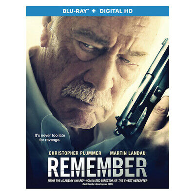 Lions Gate Home Ent Br48566 Remember (Blu Ray W/Digital Hd) (Ws/Eng/Span Sub/...