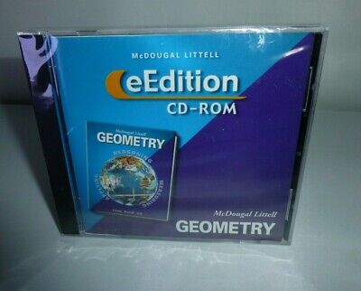 McDougal Littell Geometry : EEdition (2004, CD-ROM)