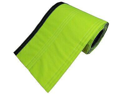 High Visibility Green Insulated Joint Section Cover