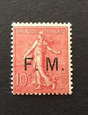 TIMBRE FRANCE  Franchise n°4  neuf ** LUXE . Cote 125 Euros .