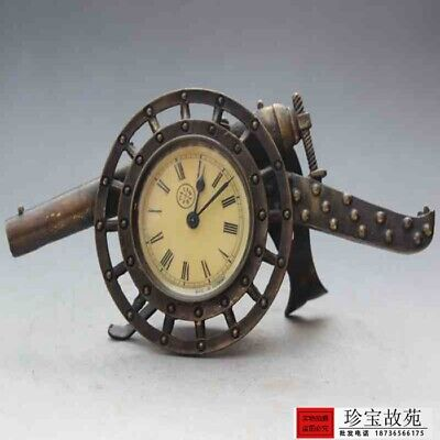 Exquisite  Chinese ancient antique hand make  Clocks and watches